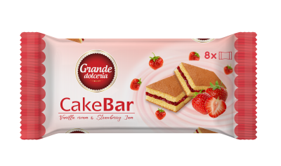 Mock-up - Cake Bar - Strawberry