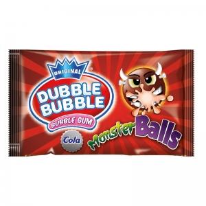 DUBBLE BUBBLE COLA BUBBLE GUM