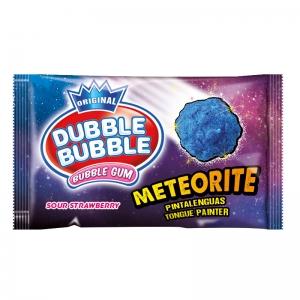 DUBBLE BUBBLE METEORITE BUBBLE GUM