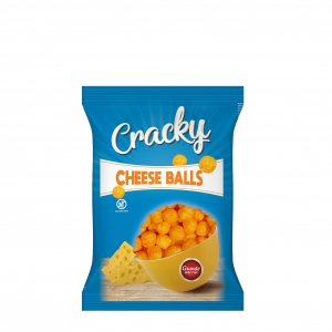 Cracky Cheese Balls