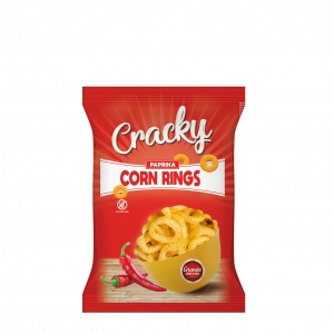 Cracky Corn Rings with Paprika