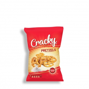 Cracky Salty Pretzels