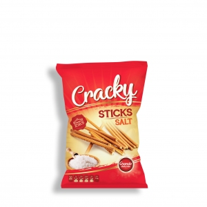 Cracky Sticks with Salt
