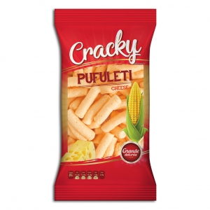 Cracky Corn Sticks With Cheese
