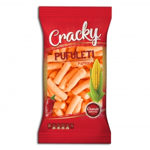 Cracky Corn Sticks with Paprika