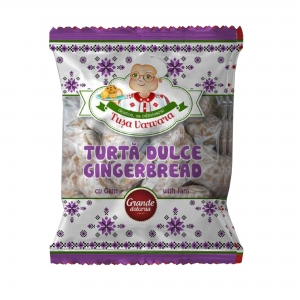 Tusa Varvara Gingerbread with Jam