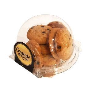 Butter Cookies with Chocolate Chips, 120 g
