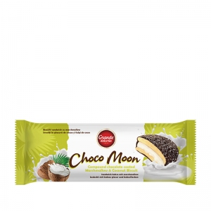 Choco Moon Compound Chocolate Coated Biscuits