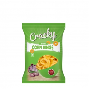 Cracky Corn Rings with Onion