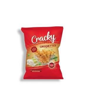 Cracky Croquettes with Onion flavour