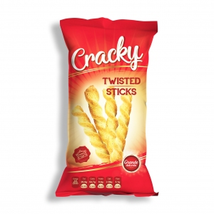 Cracky Twisted Sticks