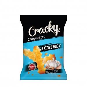 Cracky Extreme Crochete Cu Gust De Usturoi
