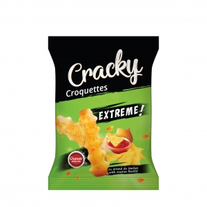 Cracky Extreme Crochete Cu Gust De Nachos