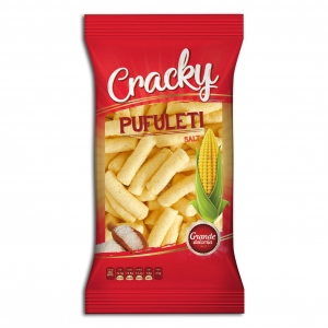 Cracky Corn Sticks with Salt